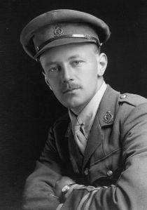 Captain Gavin Alexander Elmslie Argo of the Royal Army Medical Corp - 21st Field Ambulance